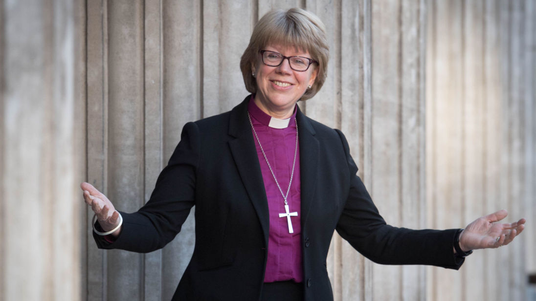 Rt Revd Sarah Mullally