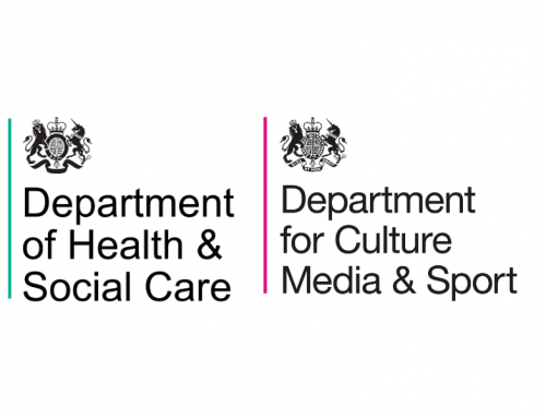 Joint letter from Oliver Dowden (DCMS) and Matt Hancock (DHSC) to Charities